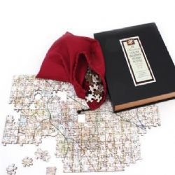 Personalised Gifts For The Map Lover